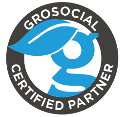 GroSocial Partner Logo